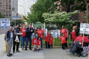 Responding to Infill Development on and Privatization of NYC Housing Authority Campuses