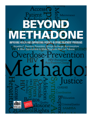 Beyond Methadone: Improving Health and Empowering Patients in Opioid Treatment Programs