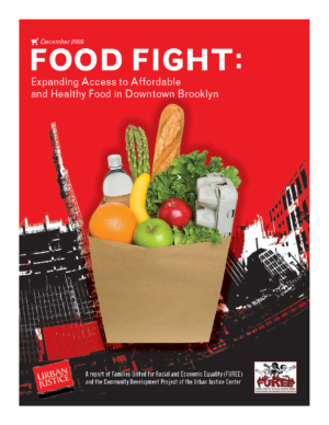 Food Fight: Expanding Access to Affordable and Healthy Food