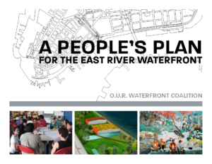 A People's Plan for the East River Waterfront