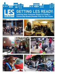 Getting LES Ready: Learning from Hurricane Sandy to Create a Community-Based Disaster Plan for the Future