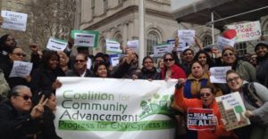 Supporting Communities Responding to City-Initiated Rezoning Plans