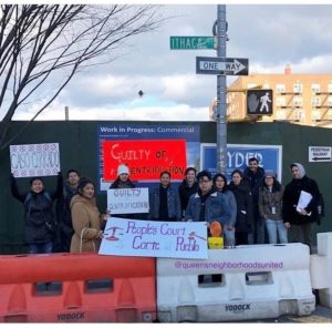 Jackson Heights Post: Activists, Elected Officials File Lawsuit to Stop Target From Coming to 82nd Street